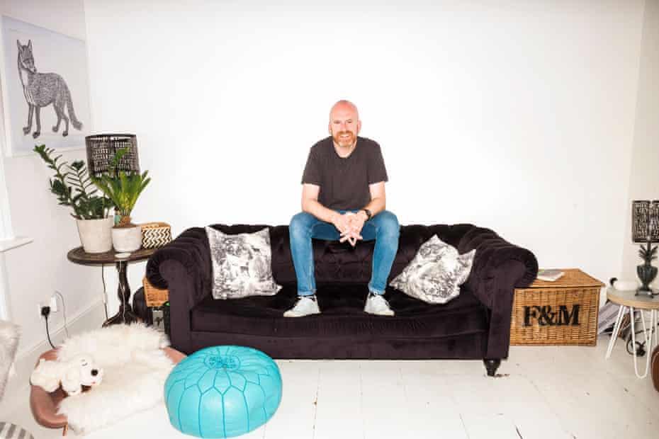 Author and mental health campaigner Matt Haig