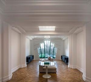 The art deco splendour of the refurbished Hoover building.