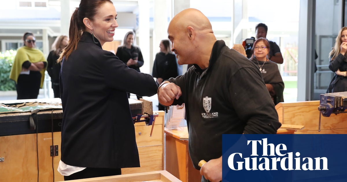 Jacinda Ardern flags four-day working week as way to rebuild New Zealand after Covid-19