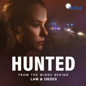 Parker Posey stars in new scripted podcast Hunted.