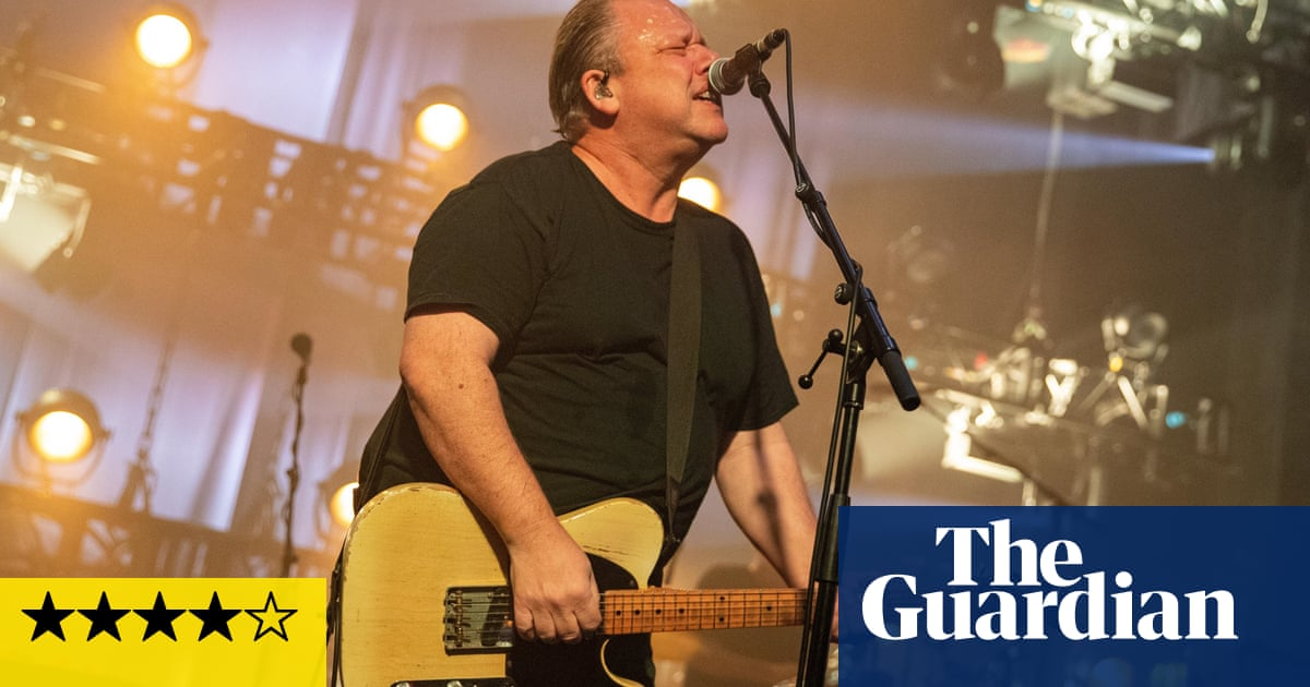 Pixies review – still thrillingly raw and vital