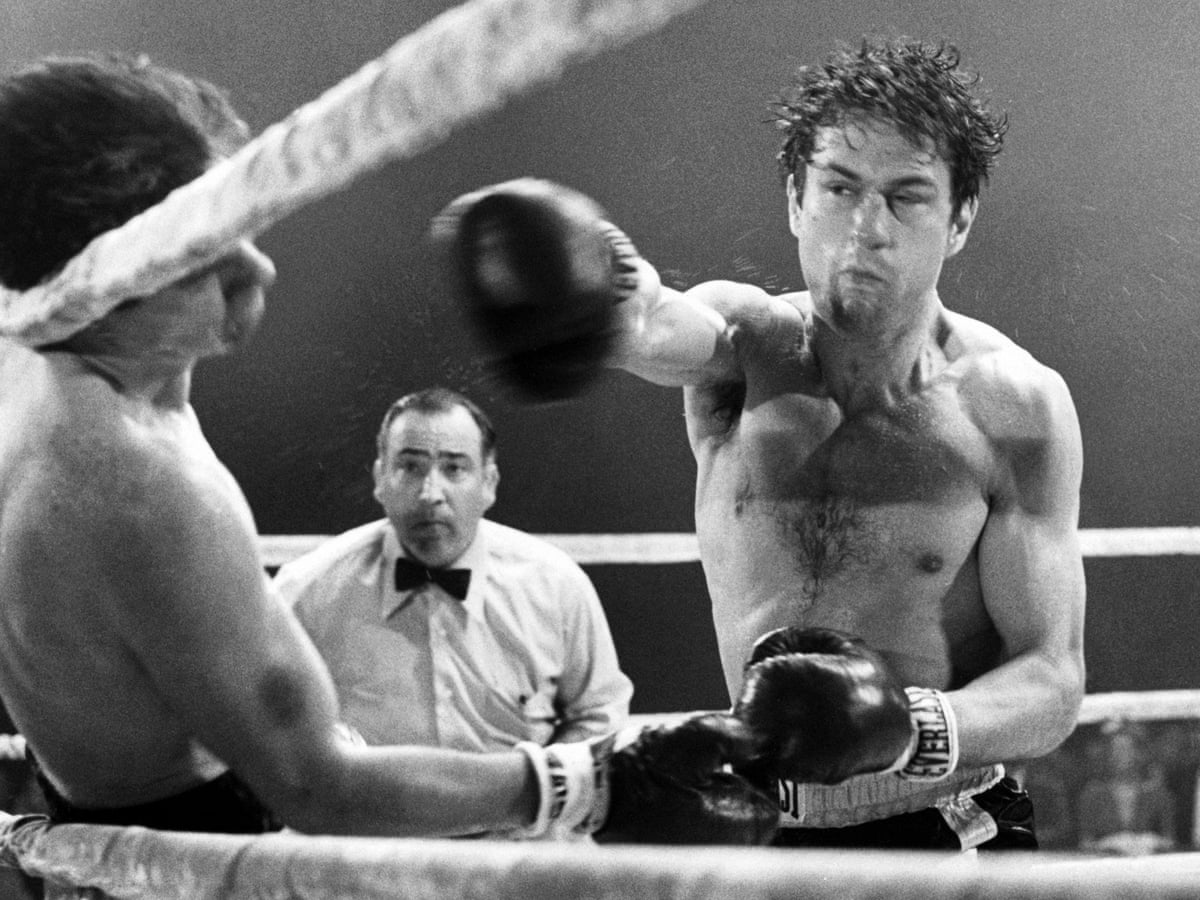 Raging Bull At 40 Scorsese S Brutal Boxing Saga Still Bruises Raging Bull The Guardian