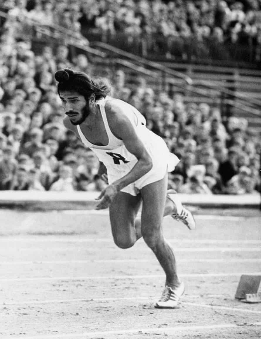 Singh was competing in 1961.