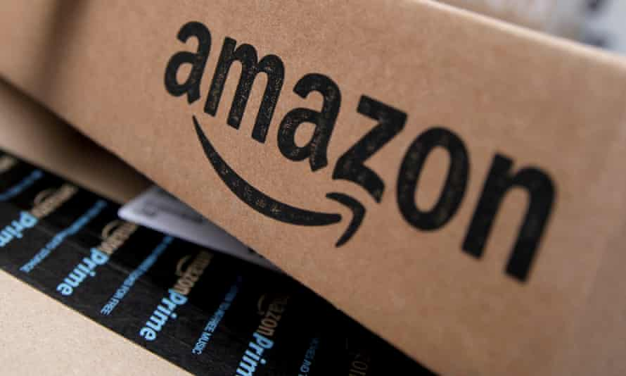 Amazon how now recorded four straight quarters of record profits.