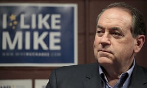 Mike Huckabee has announced the suspension of his campaign.