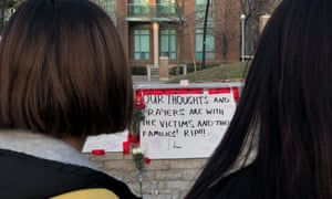 A memorial to the victims of the Toronto incident.