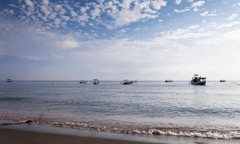 Pemuteran beach, Bali, Indonesia.