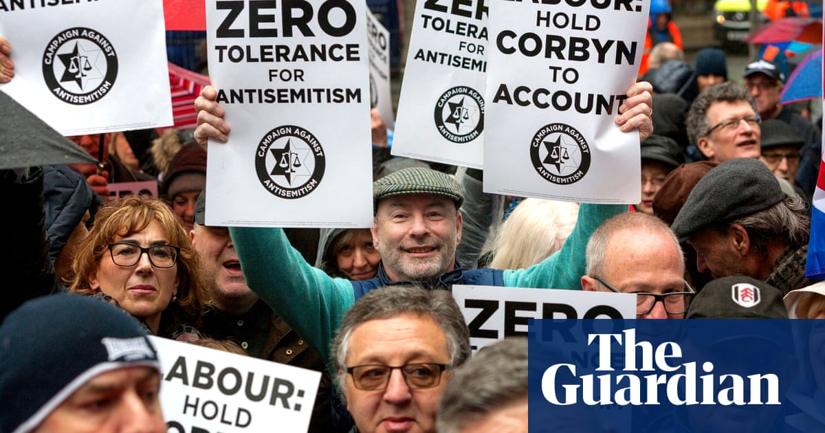 Labour Antisemitism Code Could Breach Equality Act Politics The