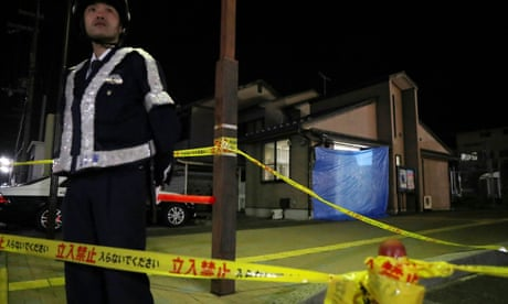 Japan policeman arrested after 'bullying' fellow officer shot dead