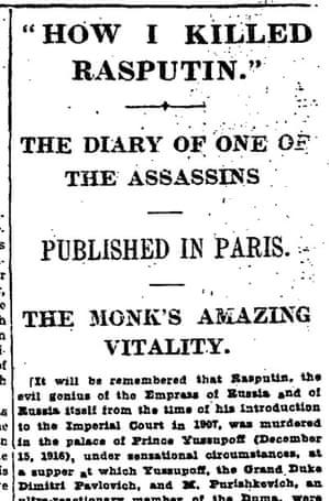 Manchester Guardian, 23 October 1923.
