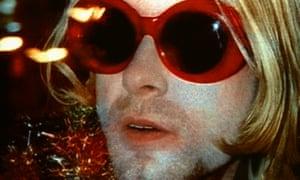 Kurt Cobain in Kurt & Courtney (1998) , which was withdrawn from Sundance festival.