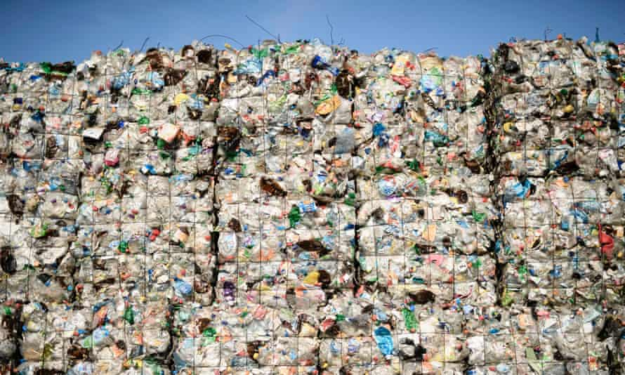 Only 9% of plastic has ever been recycled.