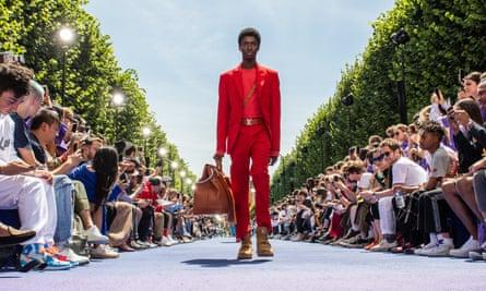 Virgil Abloh The Red Hot Renaissance Man Shaking Up Fashion Virgil Abloh The Guardian