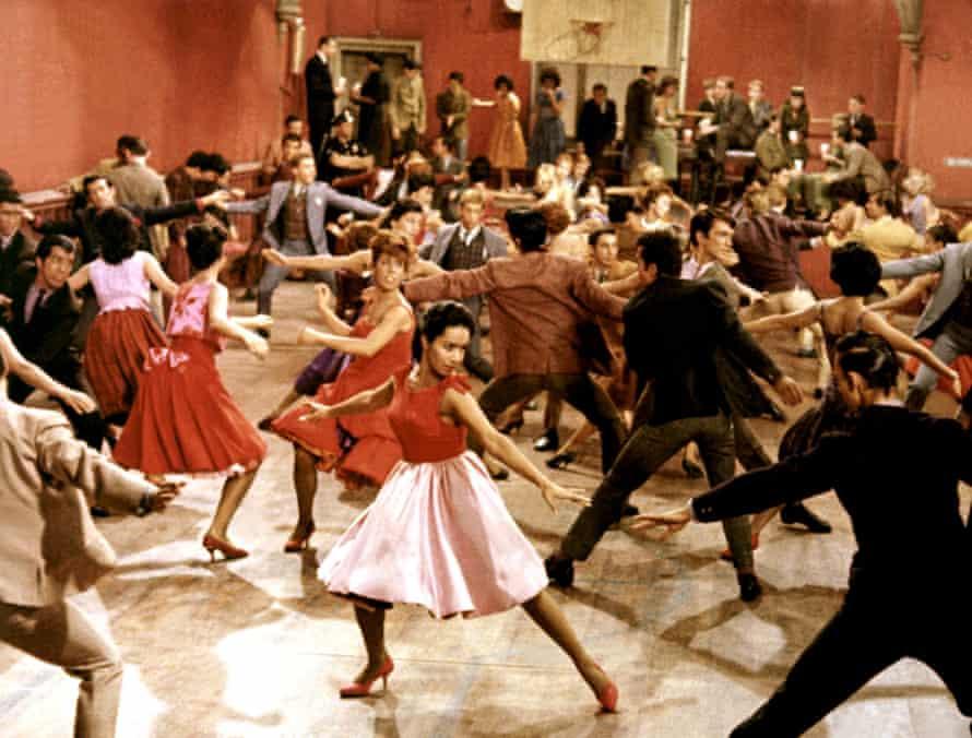 West Side Story won 10 Oscars.