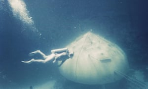 Jacques Cousteau's 1964 documentary World Without Sun.