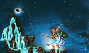 The Weird Worlds Of Roger Dean Prog Rock S Artist In Residence Music The Guardian