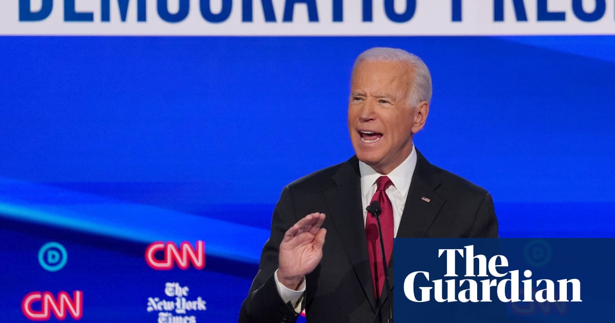 Biden warns Isis fighters will strike US over Syria withdrawal