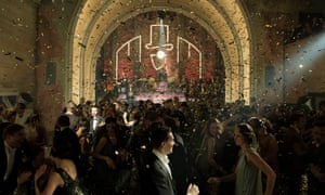 On the edge of the abyss … still reeling from one war, Babylon Berlin's dancers were now lurching into another.