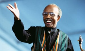 Jimmy Heath pictured in 2002.