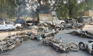 Human Rights Watch has called on Indian authorities to stop violence over cows, which are revered as holy by many Hindus