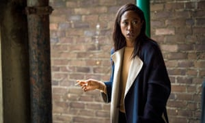 Nikki Amuka-Bird as Natalie in NW.