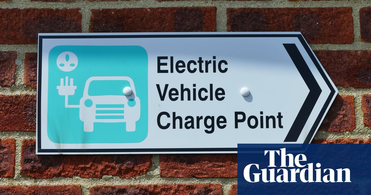West Midlands overtakes London in UK's electric car charger revolution