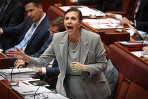 Senator Concetta Fierravanti-Wells