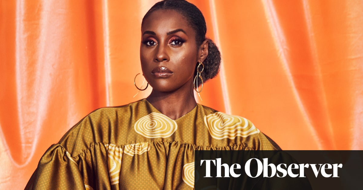 Issa Rae: 'It's astounding that our talent hasn't been recognised'