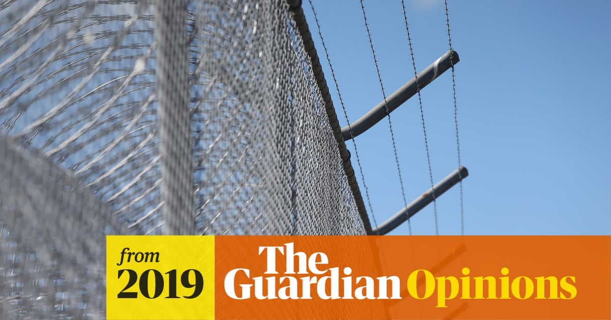 We know that prison doesn't work. So what are the ...
