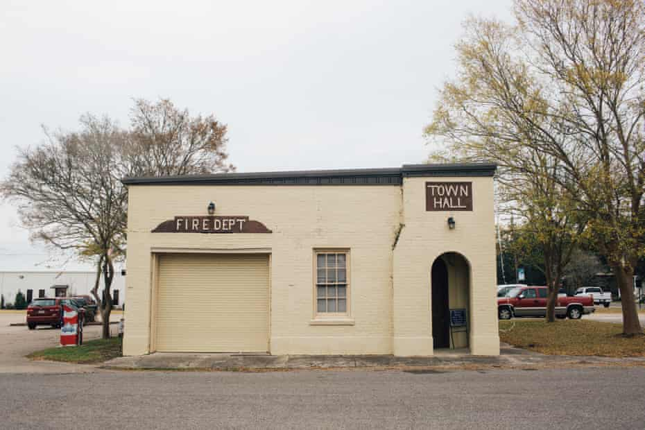 The old Zachary fire department building.
