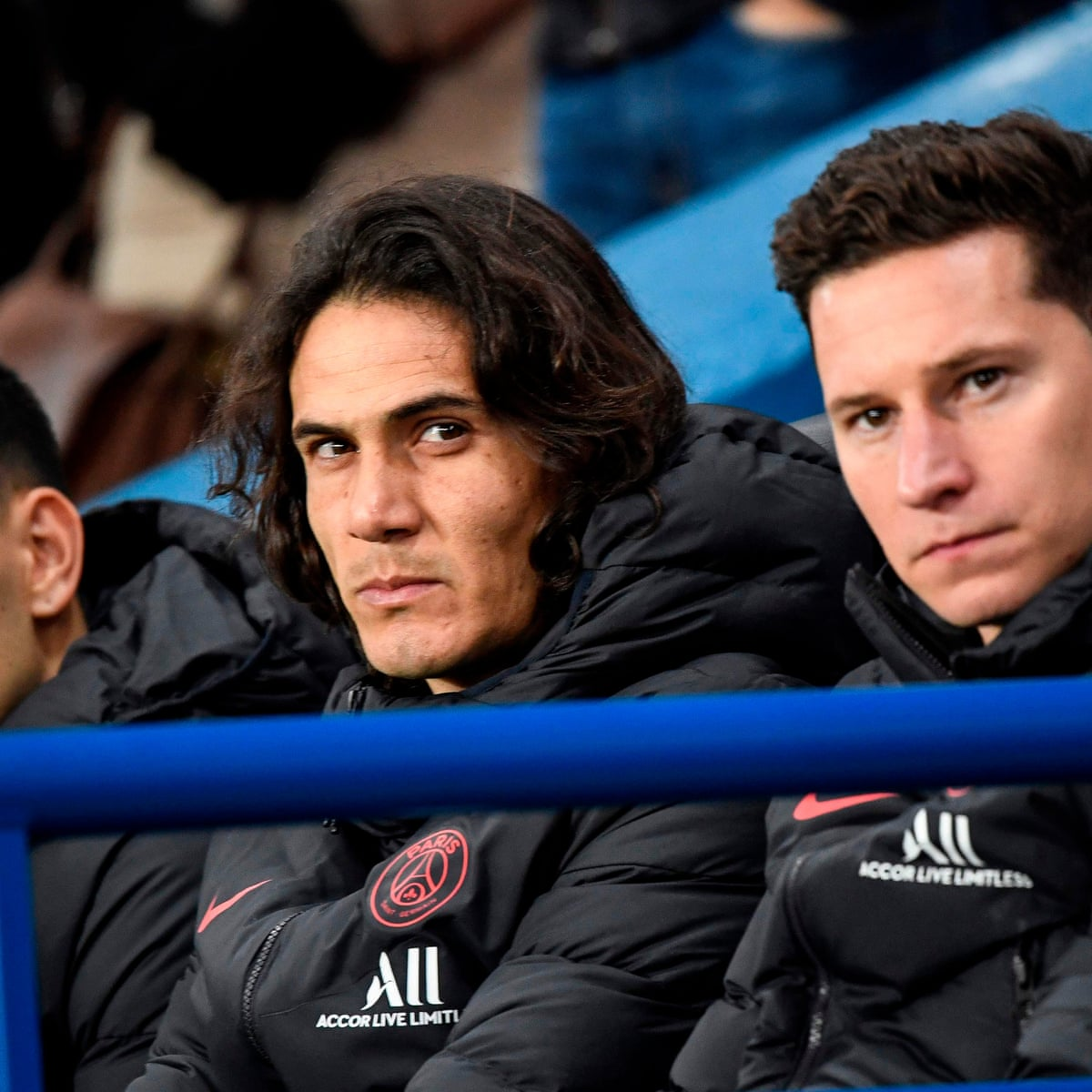 Edinson Cavani Set To Choose Atletico Over Chelsea If Deal With Psg Is Struck Chelsea The Guardian