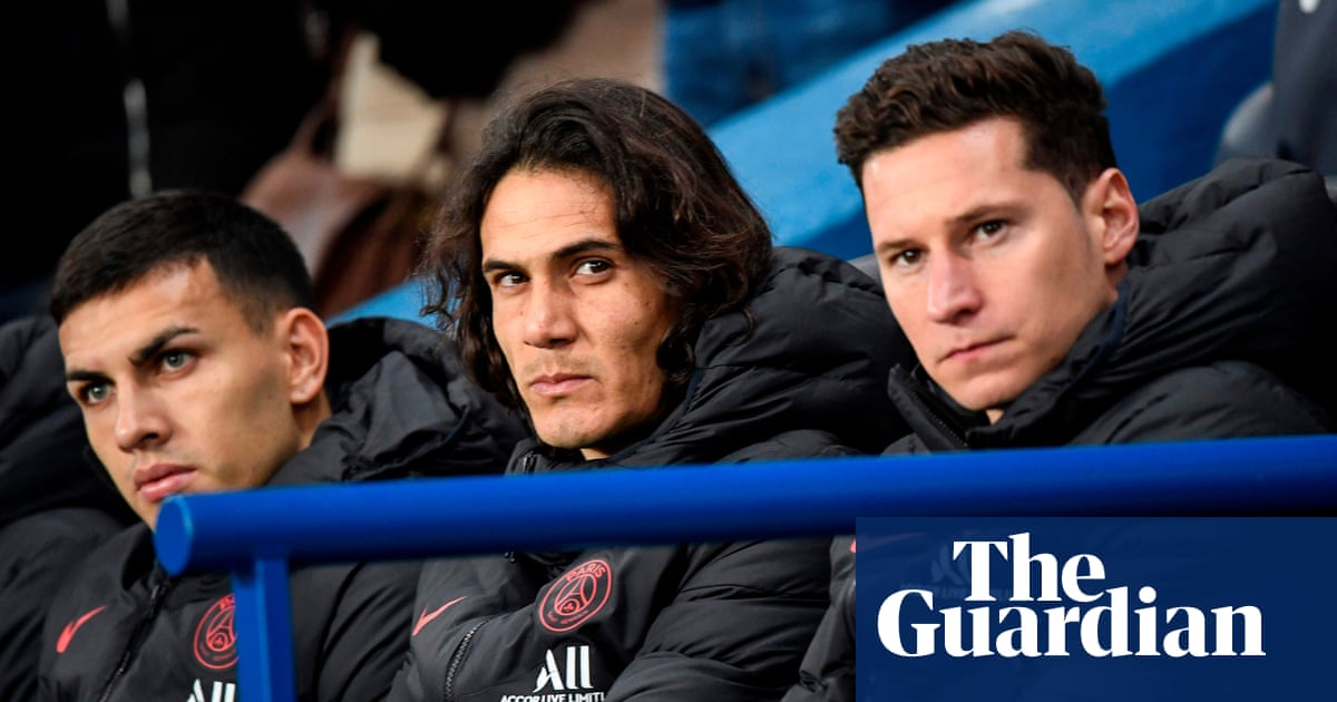 Edinson Cavani set to choose Atlético over Chelsea if deal with PSG is struck