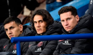Edinson Cavani Set To Choose Atletico Over Chelsea If Deal With Psg Is Struck Football The Guardian