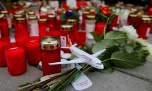 Tributes to victims of the 2015 Germanwings air crash