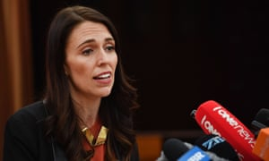 New Zealand's incoming prime minister, Jacinda Ardern