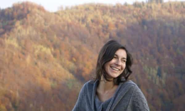 Nicoleta Carpineanu in Transylvania