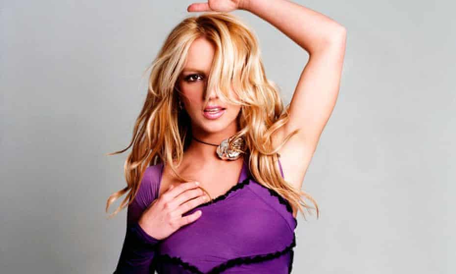 Britney Spears in 2004