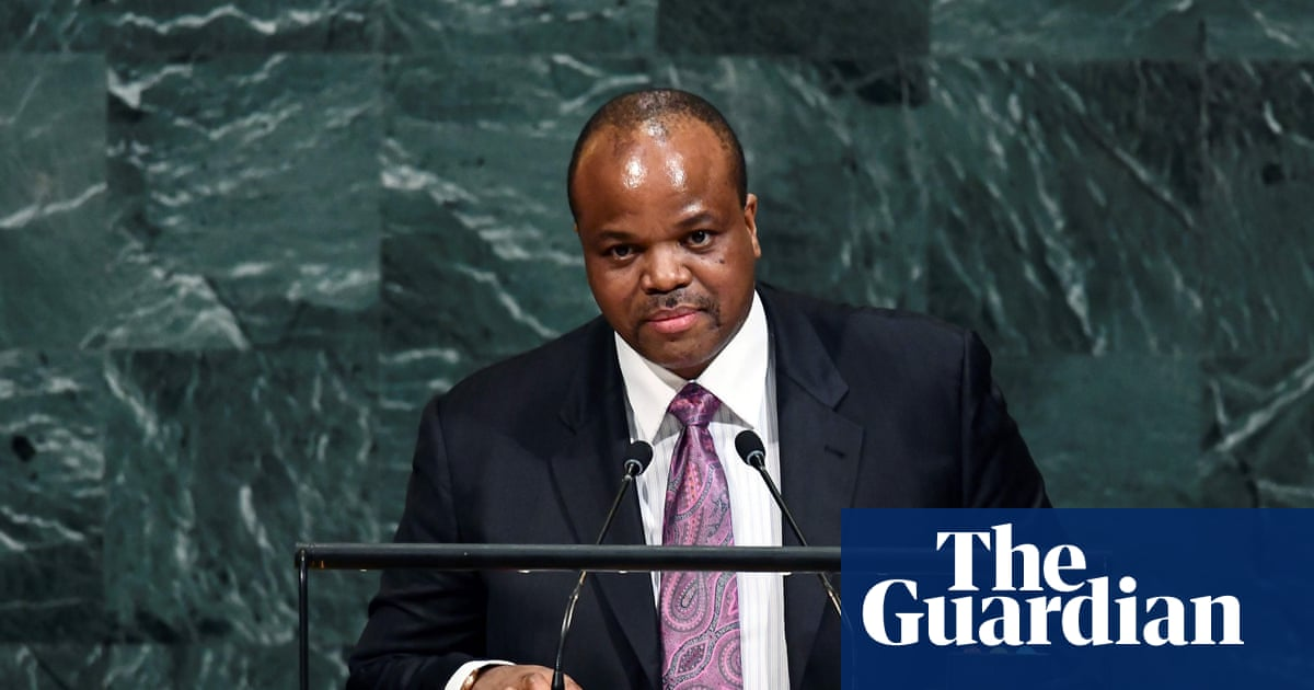 Armed forces open fire in crackdown on anti-monarchy protests in Eswatini