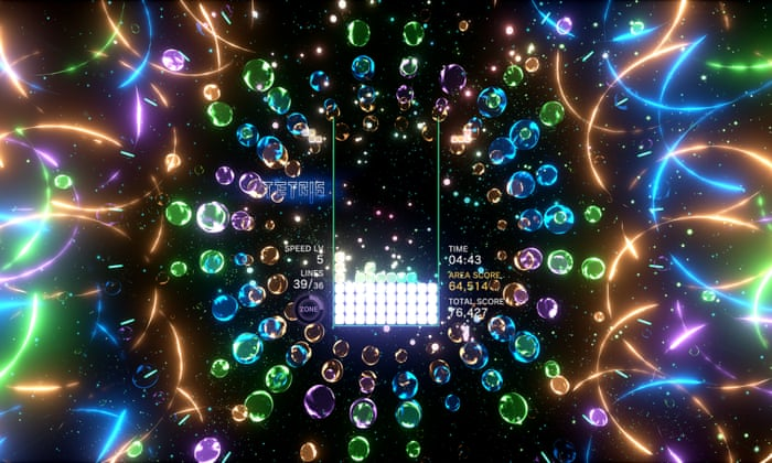 Tetris Effect review – makes your skin tingle and your mind