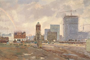 Out of Ruins at Cripplegate by David Ghilchik, 1962