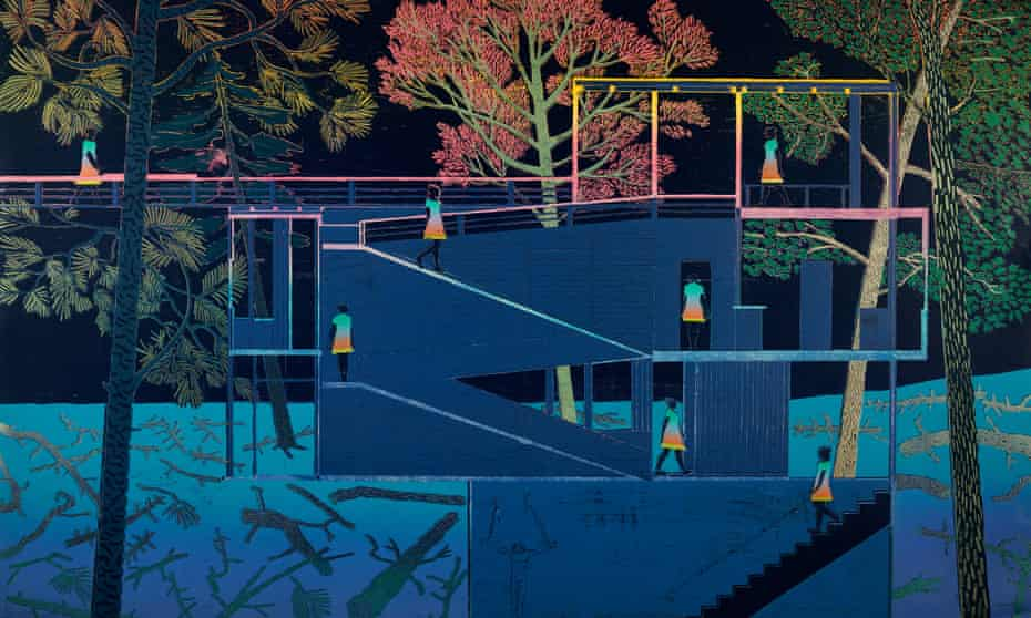 Underworld (An Escape) by Tom Hammick.