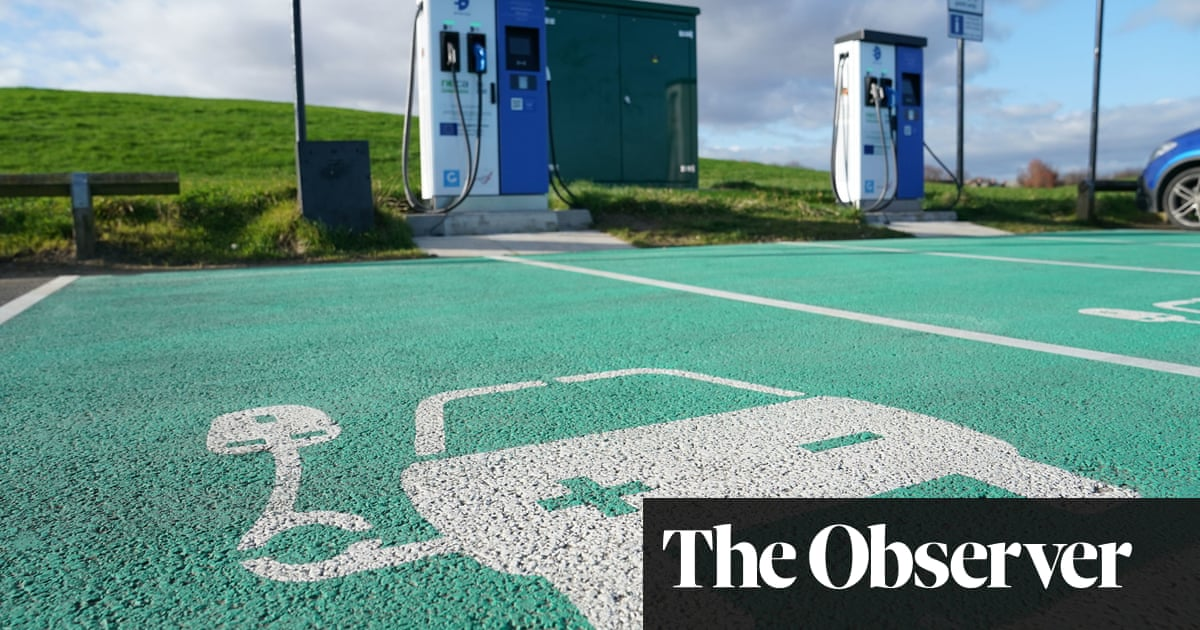 Green transport can only succeed with a greener grid