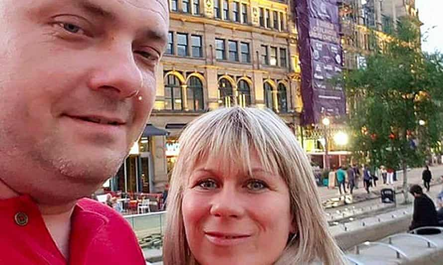 Angelika and Marcin Klis, who were picking up their two daughters from the Manchester Arena, were killed.