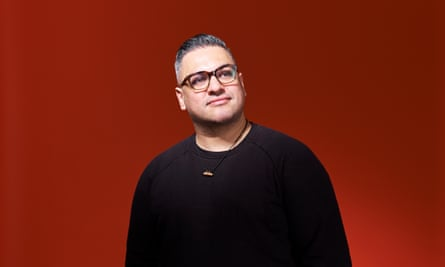 Nikesh Shukla: 'I could see myself making a difference.'