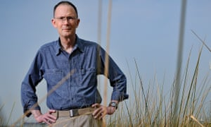 William Gibson in Vancouver.