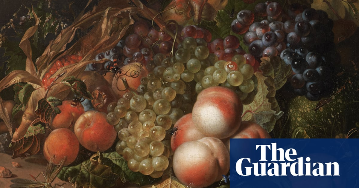 The Great British Art Tour: split flesh and a feasting lizard