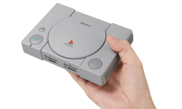 Grand Theft retro: Sony announces 20-game lineup for