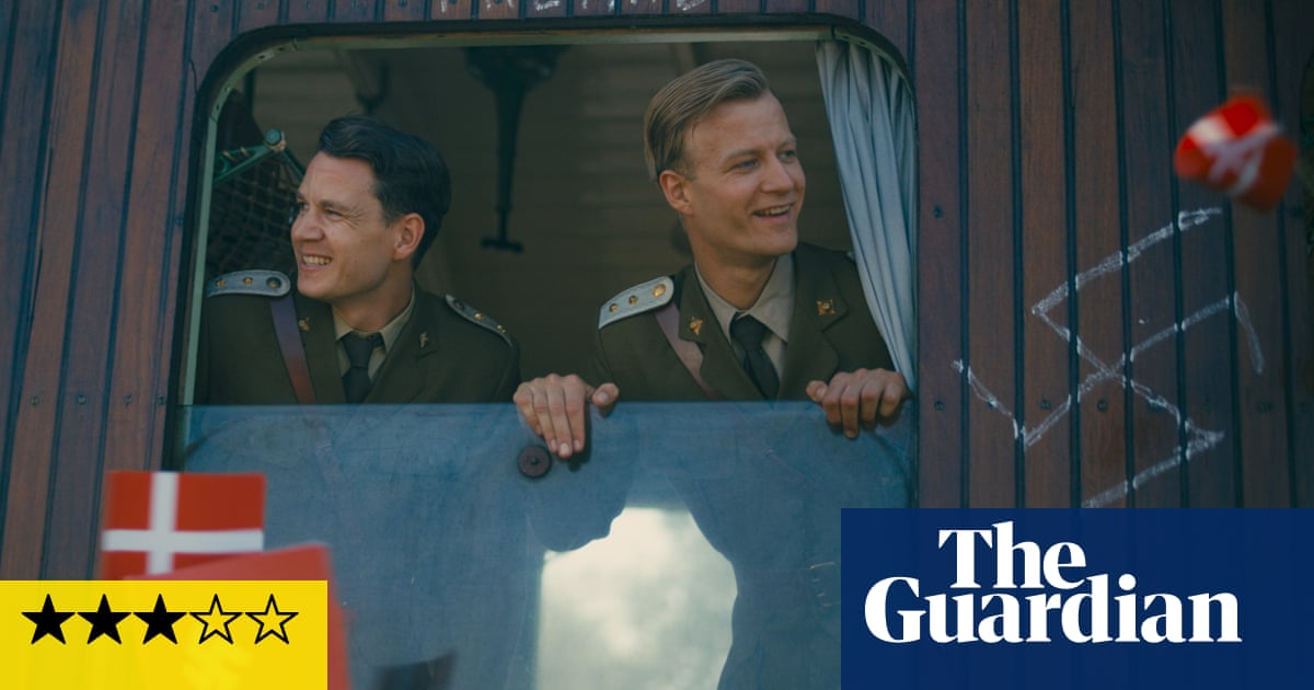 Into the Darkness review – a Danish family at war as the Nazis roll in