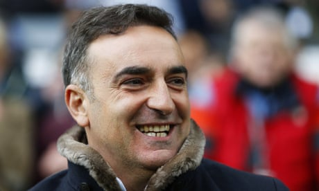 Carlos Carvalhal best Swansea City quotes: 'Sardines can become sea bass'– video
