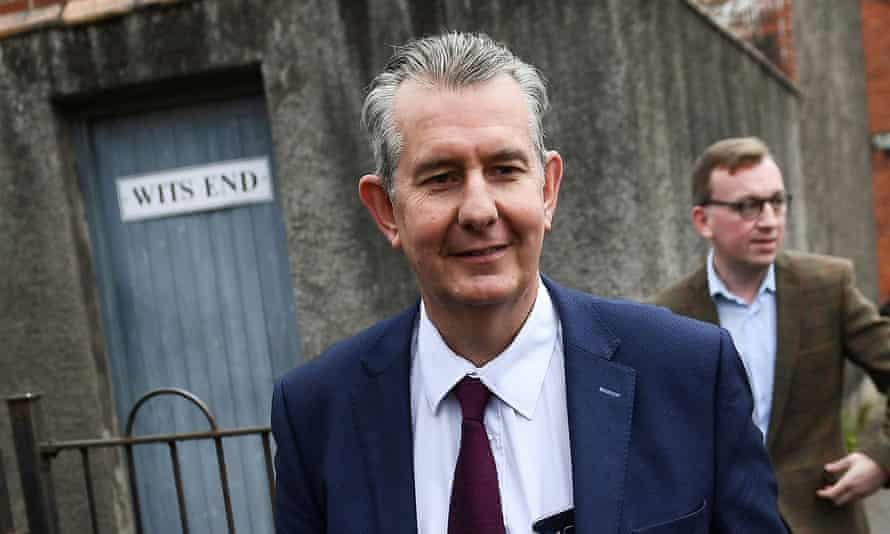 Edwin Poots won on the promise of internal party reform and a more robust campaign against the Northern Ireland protocol.